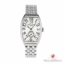 Franck Muller Cintree Curvex Big Date Limited Edition