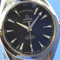 Omega Seamaster Aqua-Terra 150M Master Co-Axial Day-Date