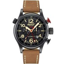 Ingersoll IN3218BBK Men's watch Lawrence