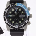 Zeno-Watch Basel Airplane Diver Chronograph Numbers Aut...