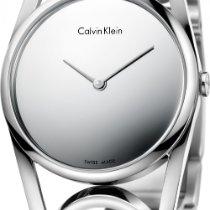 ck Calvin Klein round K5U2M148 Damenarmbanduhr Schmuckband