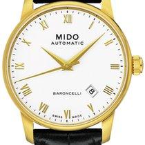 Mido Baroncelli Gent II Automatik Herrenuhr M8600.3.26.4