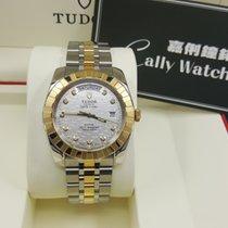 帝陀 (Tudor) Cally - 23013-62113 Classic Line Date+Day 10DI