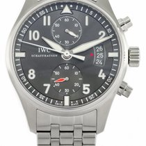 IWC Pre-Owned IWC Spitfire Chronograph Ref. IW387804