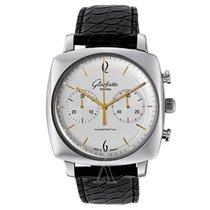 Glashütte Original Men's Sixties Square Chronograph Watch