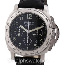 Panerai 44mm Daylight Automatic Chronograph Limited PAM 196...