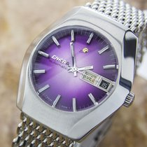 Enicar Automatic Stainless Steel Mens 1970s Dress Watch L83
