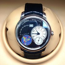 F.P.Journe Octa UTC Boutique Edition with Black Dial