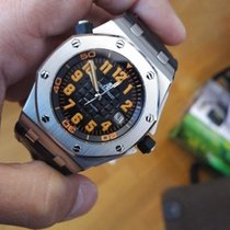 Audemars Piguet Royal Oak Scuba Boutique Orange