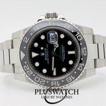 Rolex GMT MASTER II 116710 LN ACCIAIO Ser . V 2010 2317