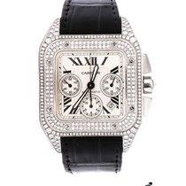 Cartier Santos 100XL W20090X8