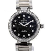Omega De Ville Ladymatic Diamonds