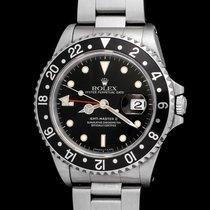 ロレックス (Rolex) 16710 Gmt-master II black bezel , oyster, full set