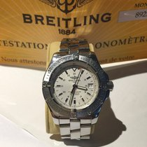 Breitling colt A17380 with box & papers