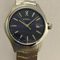 Ebel Wave Gent 40mm. Quartz New Official Warranty 3 Years