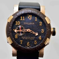 罗曼杰•罗姆 (Romain Jerome) Titanic-DNA 18K Rose Gold Rusted Steel