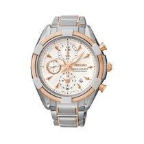 Seiko Uhren Damenuhr Velatura Chronograph SNDW58P1