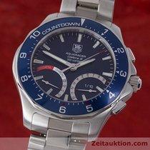 TAG Heuer Aquaracer Regatta Stahl Calibre S Chronograph Caf7110