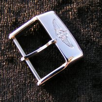 Breitling Stiftschliesse Dornschliesse Buckle Steel Stahl 16...