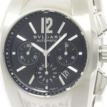 Bulgari Polished  Ergon Chronograph Automatic Unisex Watch...