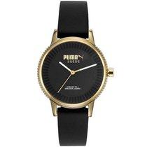 Puma PU104252002 Ladies watch Suede
