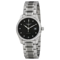 Longines Masters Collection Automatic Stainless Steel Ladies...