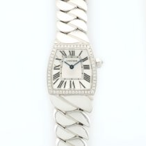 Cartier La Dona White Gold Diamond Watch Ref. WE601009