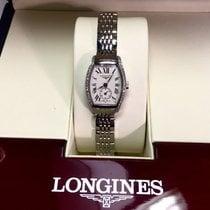 Longines Evidenza Stainless Steel Ladies Watch W/ Diamond...