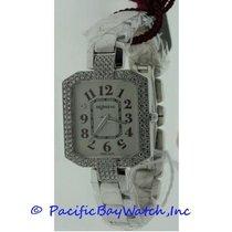 DeLaneau Louka Ladies White Gold Diamond Watch