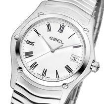 Ebel Classic Wave Herrenuhr weiß/römisch 1215438