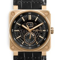 Bell & Ross Aviation BR03 Grande Date RM Pink Gold
