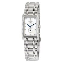Longines Dolce Vita White Mother of Pearl Ladies Watch