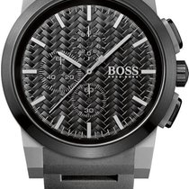 Hugo Boss Neo Chrono 1513089 Herrenchronograph Massives Gehäuse