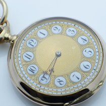 Patek Philippe 18K Rose Gold Pocket Watch NO. 89578  Very Rare...
