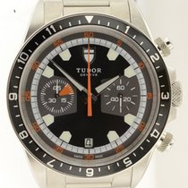 Tudor Heritage Chronograph Automatic M70330n Men's 42mm ...