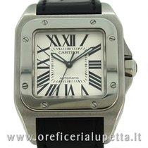 Cartier Santos 100 Medio 2878