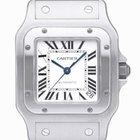 Cartier Santos de Cartier Galbée XL Ref. W20098D6