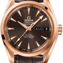 Omega Aqua Terra Annual Calendar 39mm 231.53.39.22.06.001