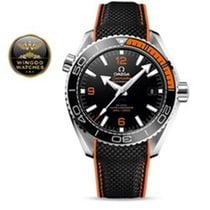 Omega - PLANET OCEAN 600M CO-AXIAL MASTER CHRONOMETER NEW