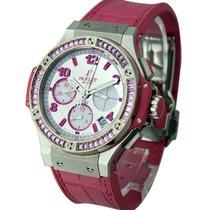 Hublot Tutti Frutti Big Bang 41mm with Pink Sapphire Bezel