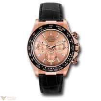 Rolex Oyster Perpetual Cosmograph Daytona 18K Rose Gold Watch