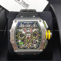 Richard Mille RM11-03 Automatic Flyback Chrono Titanium [NEW]