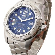 Breitling Superocean Steelfish X Plus Men's Automatic in...