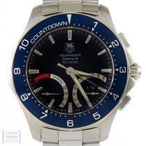TAG Heuer TagHeuer Uhr Aquaracer Calibre S Chronograph Regatta...