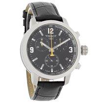 Tissot PRC 200 Mens Swiss Quartz Chronograph Watch T055.417.16...
