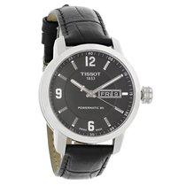 Tissot PRC 200 Series Mens Day/Date Swiss Powermatic Watch...