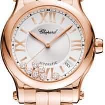 Chopard Happy Sport Medium Automatic 36mm 274808-5009