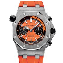 Audemars Piguet Royal Oak Offshore Diver · Chronograph...