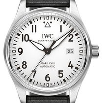 IWC Pilot's Watch Mark XVIII White Dial 40mm IW327002
