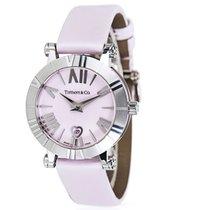 Tiffany & Co. Atlas Z1300.11.11A31A41A Ladies Watch in...